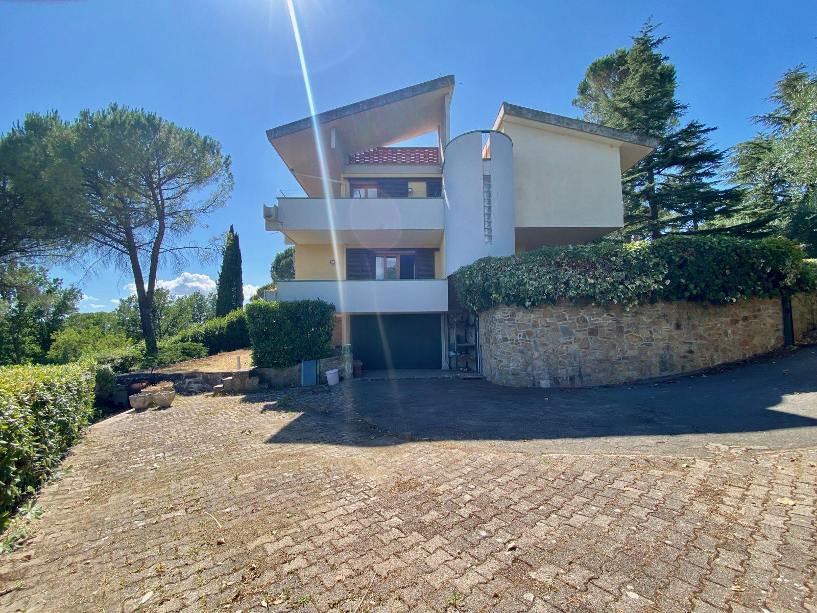 Villetta bifamiliare Santa Cristina